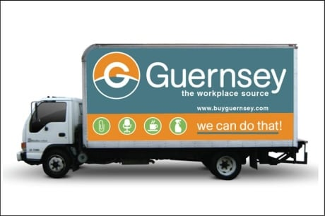 Guernsey Reveals New Corporate Look