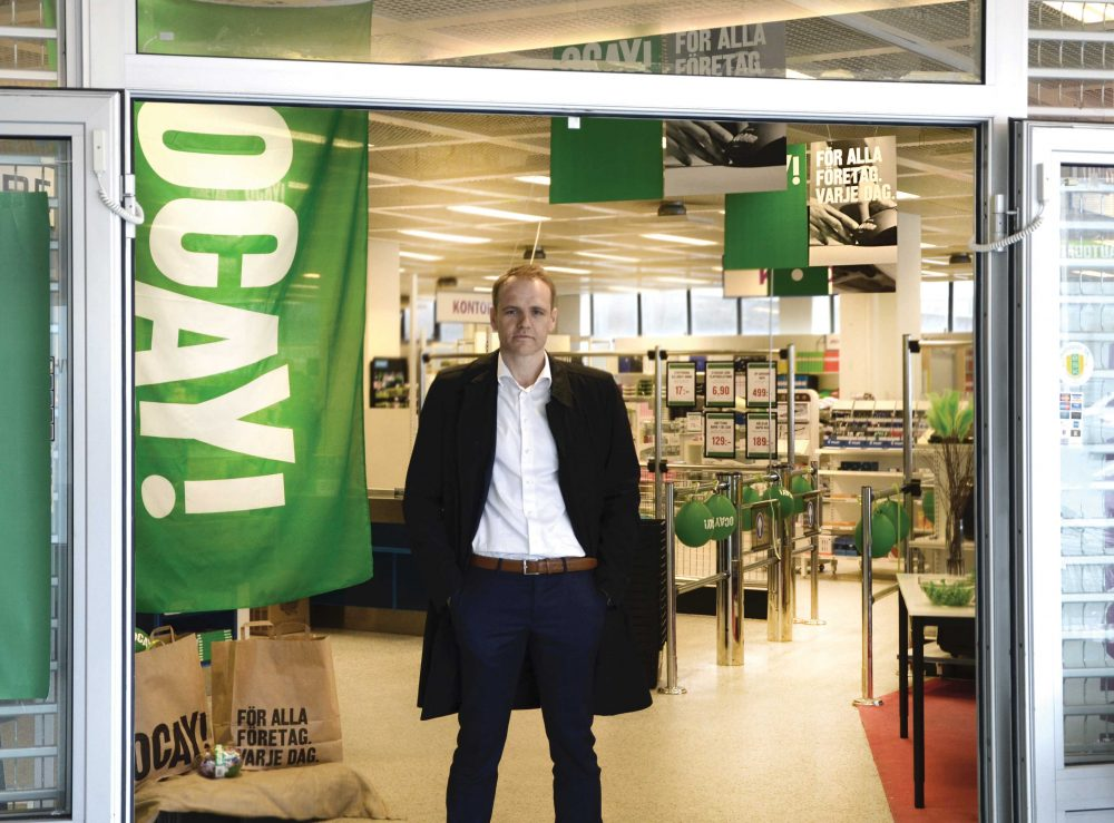 Big Interview: Tomas Bergström | OPI - Office Products International