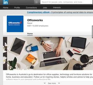 Officeworks Social Media Under The Microscope