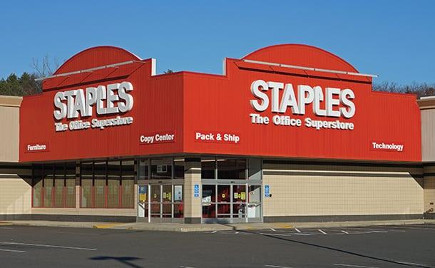 Staples patent lawsuit | Depot expands marketing partnership
