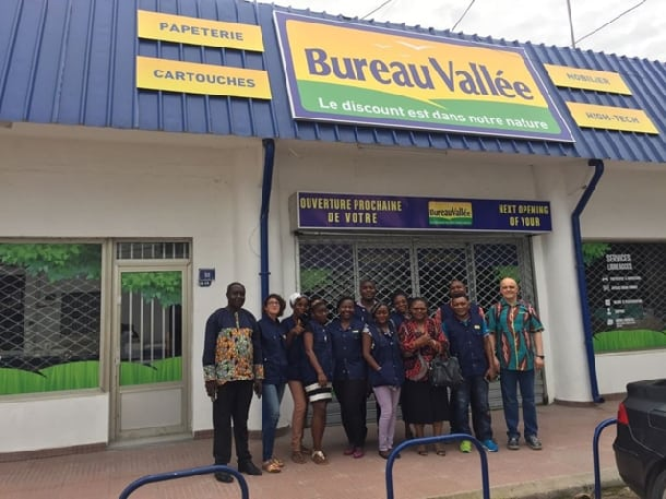 Bureau Valle opens in Tunisia OPI Office Products International
