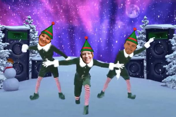 Office Depot's popular Christmas app Elf Yourself ...
