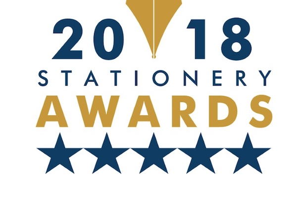 2018 Stationery Awards Logo 610