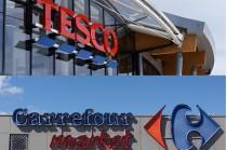 Tesco and Carrefour sign long-term partnership
