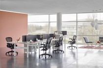 New products boost Herman Miller sales