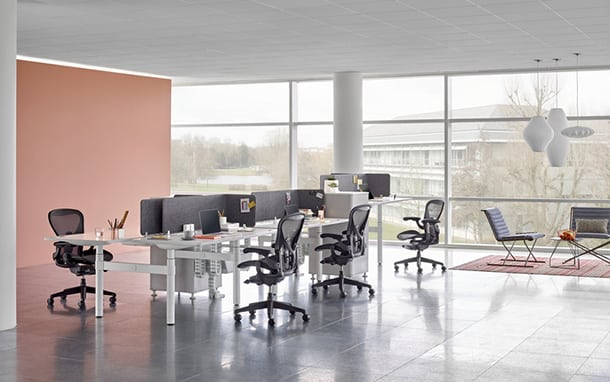Lovely US Office Furniture Manufacturer Herman Miller Has Reported ...