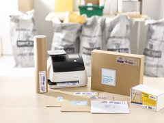 Avery Franking Label range