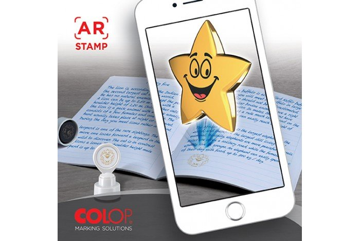 COLOP – Motivational stamps