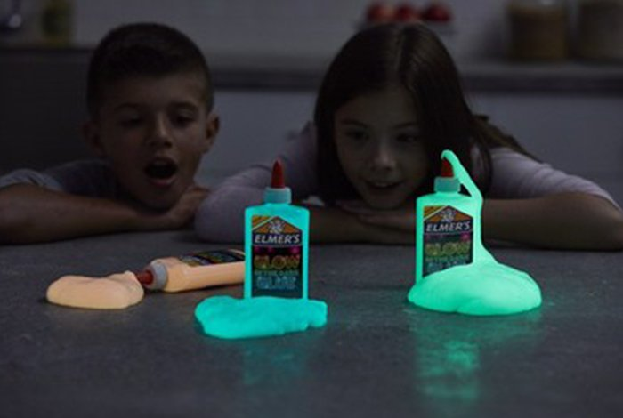 Elmer's – Glow in the dark glue