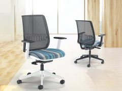 Dams – Reed mesh back task chair