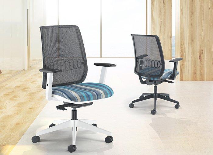 Dams – Reed mesh back task chair