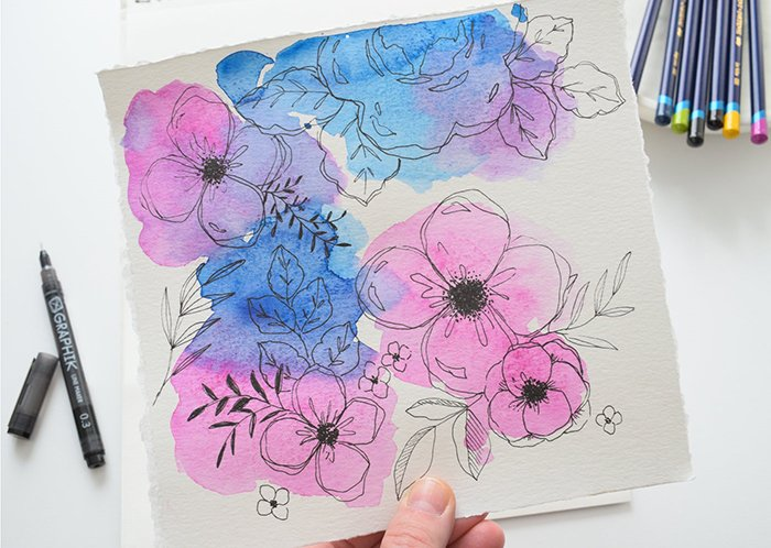 Derwent Hand Lettering 700